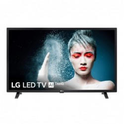 "LG 32LM6300PLA - Smart TV Full HD de 80 cm  32""  con Inteligencia Artificial, Procesador Quad Core, HDR y Sonido Virtual Surr"