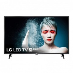 "LG 43LM6300PLA - Smart TV Full HD de 108 cm  43""  con Inteligencia Artificial, Procesador Quad Core, HDR y Sonido Virtual Sur"