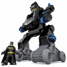 Imaginext Batman, Bat-Robot transformable, Juguete para niño +3 años  Mattel DMT82
