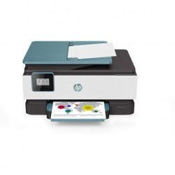 HP OfficeJet Pro 8022 - Impresora Multifunción de Tinta  20 ppm, 4800 x 1200 dpi, A4, WiFi  Color Gris